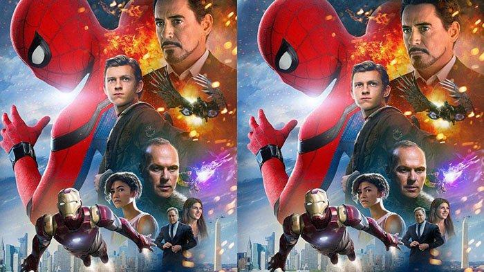 Sinopsis Film Spider-Man: Homecoming, Dibintangi Tom Holland & Michael Keaton, Malam Ini di Trans TV