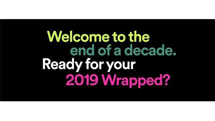 VIRAL Spotify Wrapped 2019, Simak Cara Lihat di HP, Terbaru Ada Fitur Podcast Paling Sering Didengar