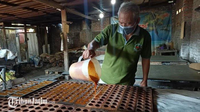 Gula Jawa Rempah Asal Kediri Diminati Sampai Ambon dan Papua, Sehari Bisa Produksi Hingga 2 Ton