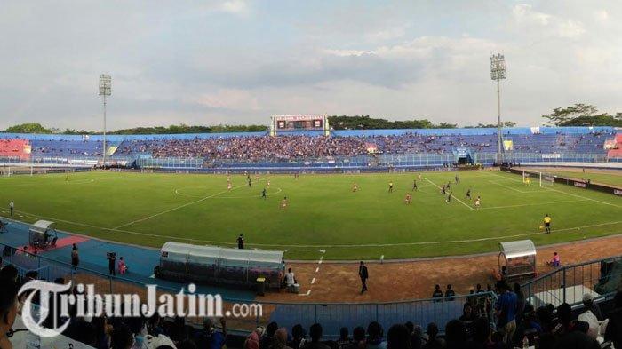 Baru Sebatas Usulan, Renovasi Stadion Kanjuruhan Belum Jelas