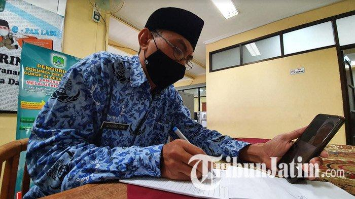 Selama Pandemi Covid-19, Dispendukcapil Kabupaten Pasuruan Layani Masyarakat Melalui KOPI DARING