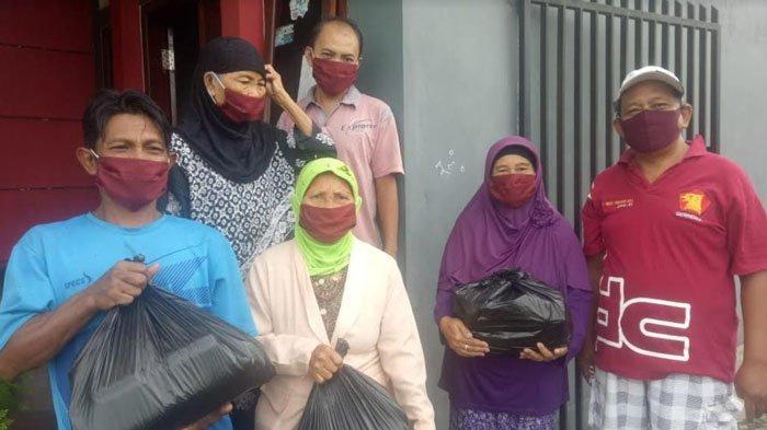 Peduli Dampak Covid-19, Anggota Fraksi Gerindra DPR RI Endro Hermono Bagikan 1.500 Paket Sembako