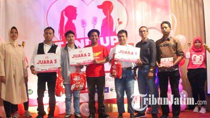 'Stand Up Gombal', Cara Baru Anak-anak Muda Pasuruan Ekspresikan Cinta di Bulan Kasih Sayang
