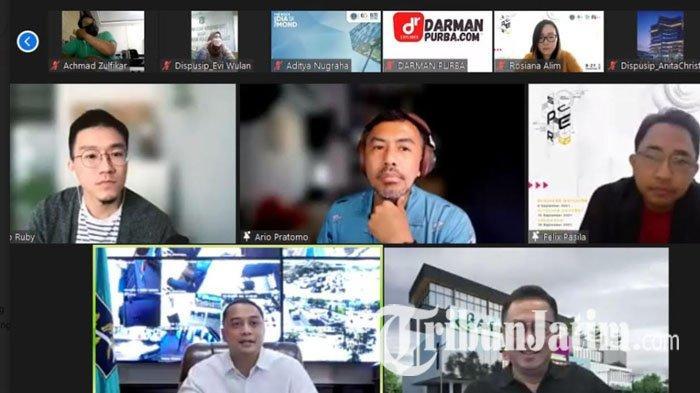 Wali Kota Surabaya Ajak Wujudkan Kota Pahlawan Menjadi Kota Start-Up
