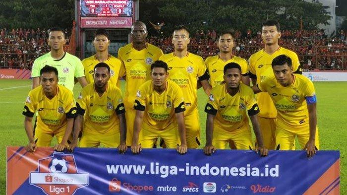 Semen Padang Vs Arema FC, Pelatih Baru Kabau Sirah akan Terapkan Permainan Agresif Lawan Singo Edan