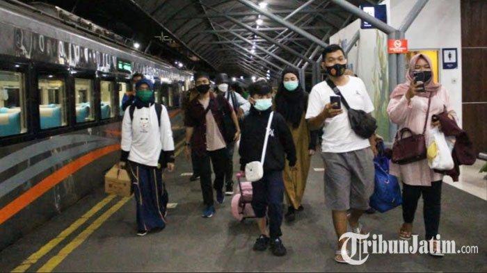 Demi Lebaran Bareng Orang Tua, Perantau Asal Madura di Yogya Curi Start Mudik ke Surabaya