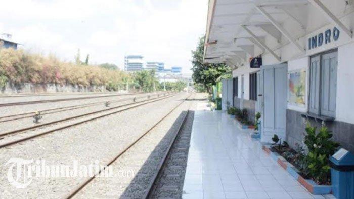 Reaktivasi Jalur Kereta Api Stasiun Indro-Stasiun Kandangan Abu-abu, KAI Daop 8: Mohon Menunggu
