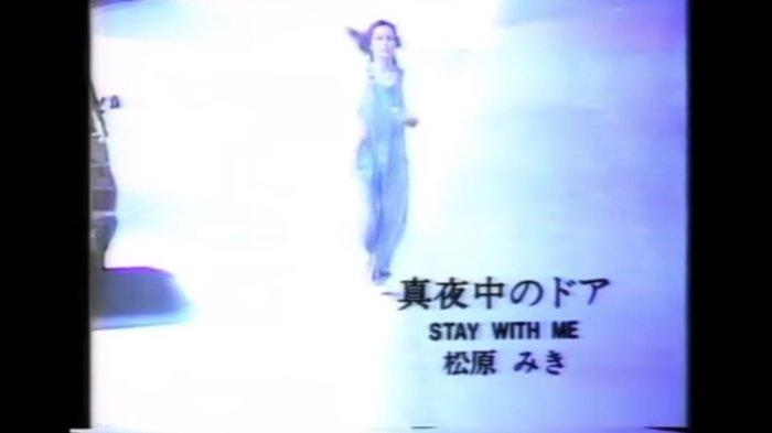 Lirik dan Terjemahan Stay With Me-Miki Matsubara, Lagu Hits Jepang Tahun 80-an yang Viral di TikTok