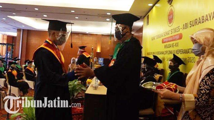 STIKES-ABI Surabaya Gelar Wisuda ke-16, Cetak 3043 Lulusan yang Siap Hadapi Hidup Penuh Kompetisi