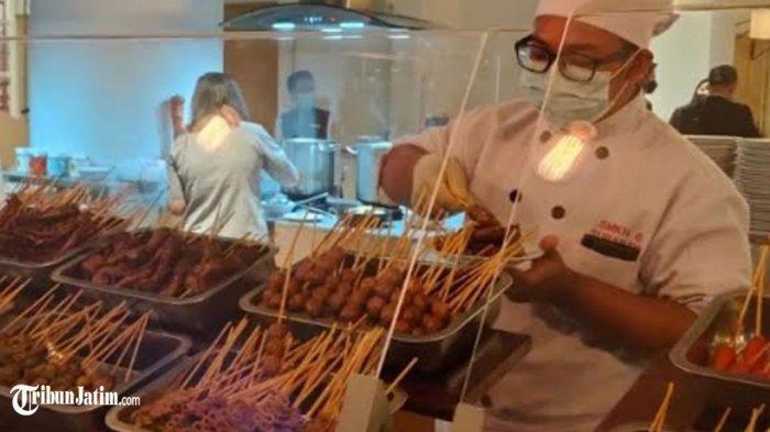 'Street Food Ramadhan' Kampi Hotel Surabaya, Sajikan Sederet Makanan Lokal ala Hotel Berbintang