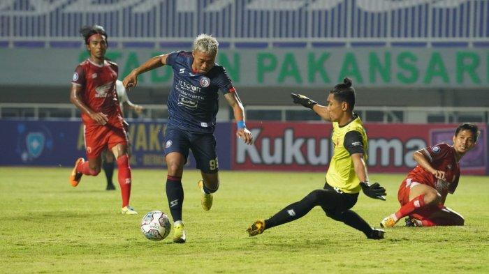 Jawaban Kushedya Hari Yudo saat Ditanya Mau Sampai Kapan di Arema FC