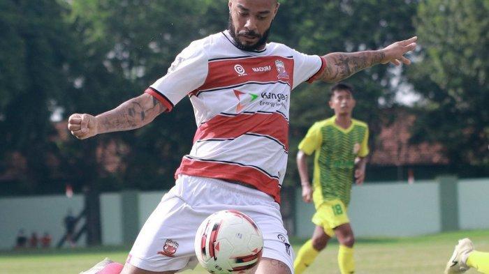 Gacor di Klub Lamanya, RD Optimis Rafael Silva Bersinar di Liga 1 2021 Bersama Madura United