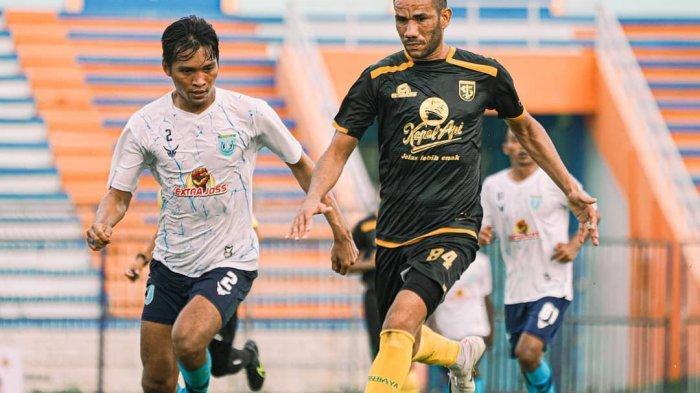 Tak Pernah Absen Cetak Gol, Aji Santoso Berharap Jose Wilkson Jadi Gol Getter Persebaya