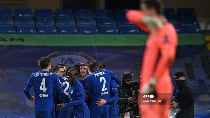 HASIL Chelsea vs Real Madrid - Unggul 2-0, The Blues Tantang Manchester City di Final Liga Champions