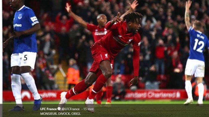 Liverpool vs Everton - Senjata Rahasia The Reds Selain Trio Firmansah
