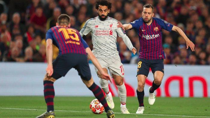 Semifinal Liga Shampions, Barcelona vs Liverpool: Butuh Pelanggaran untuk Hentikan Mohamed Salah