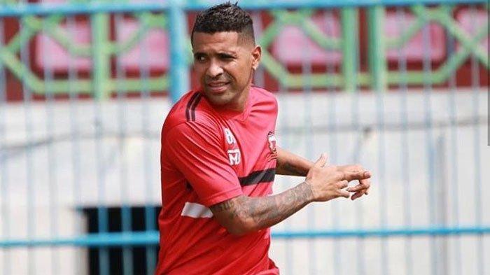 Tinggallkan Madura United, Beto Goncalves Resmi Gabung Persis Solo