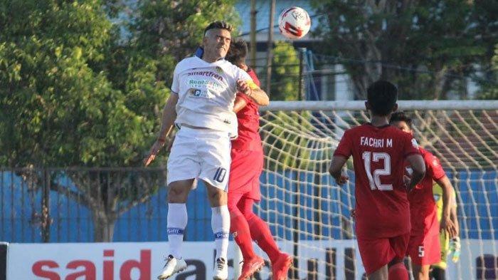 Hasil Madura FC Vs PSIM Yogyakarta, Menang 2-0, Laskar Jokotole Putus Tren Kemenangan Laskar Mataram