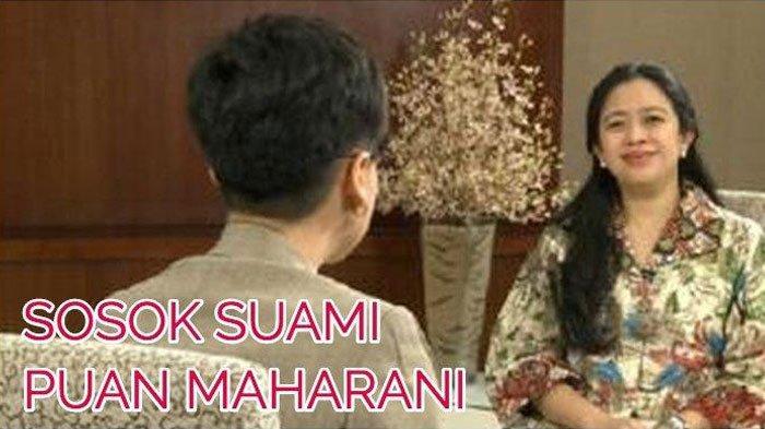Suami Puan Maharani, Happy Hapsoro