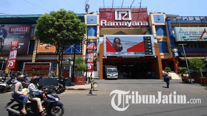 Pengelola Gedung Ramayana Alun-alun Kota Malang yang 'Hilang' Kini Ketemu, Direkturnya Dirawat