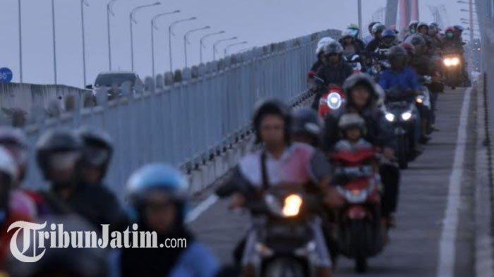 Dinas Perhubungan Jatim: Jembatan Suramadu untuk Kepentingan Mudik Tidak Boleh