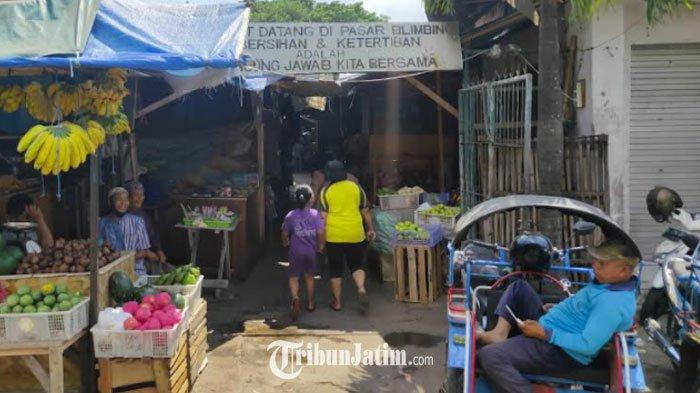 Pedagang Pasar Blimbing Minta Perhatian Pemkot Malang: Kita Tertinggal Jauh dari Pasar Lainnya