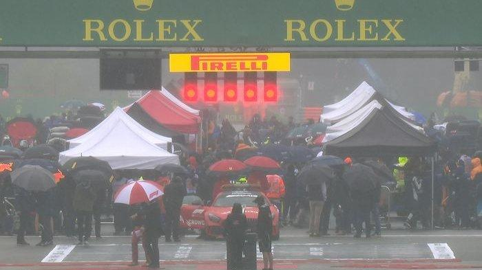 Cuaca Buruk, Balapan F1 GP Belgia 2021 Ditunda Lebih dari 1 Jam
