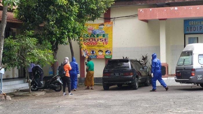Kasus Covid-19 Lumajang Melonjak, 5 Orang Jalani Isolasi di Kantor BKD