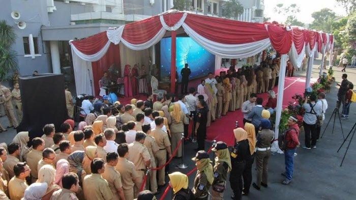 Hari Pertama Kerja Pasca Libur Lebaran, 2 ASN di Pemkot Surabaya Bolos Kerja