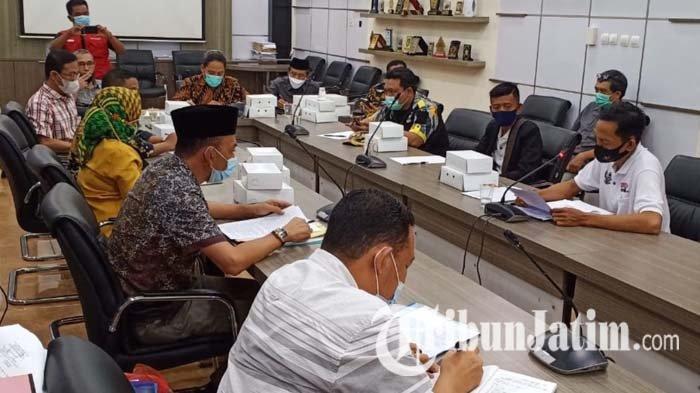 Hearing Kontroversi Penjaringan, Kepala Desa Munggugebang Gresik dan P3D Mangkir Panggilan Dewan