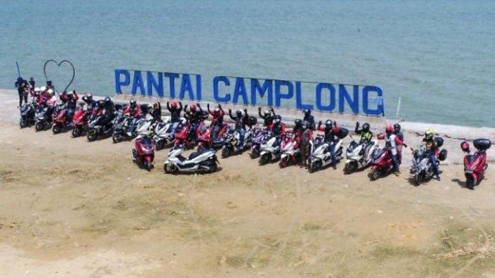 Jaga Loyalitas Konsumen Honda PCX, MPM Honda Sukses Fasilitasi Kopdargab HPCI Jatim di Madura