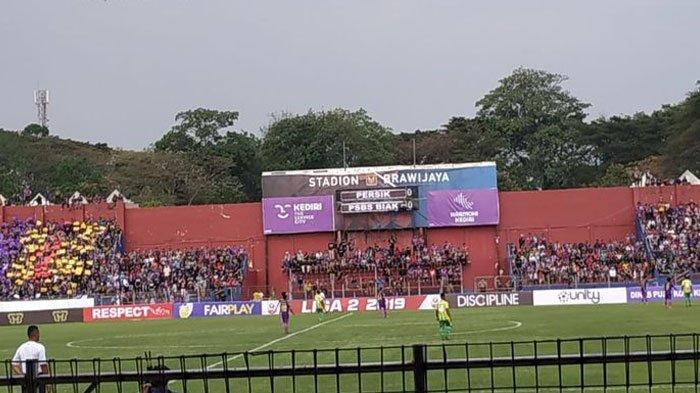 Reaksi Manajemen Persik Mengetahui Stadion Brawijaya Jadi Salah Satu Venue Pertandingan Liga 1 2021