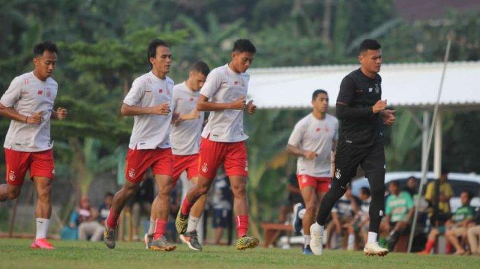 Bhayangkara FC vs Persik: Begini Kondisi Terkini Tim Macan Putih, Ada Pemain Alami Masalah Otot Kaki