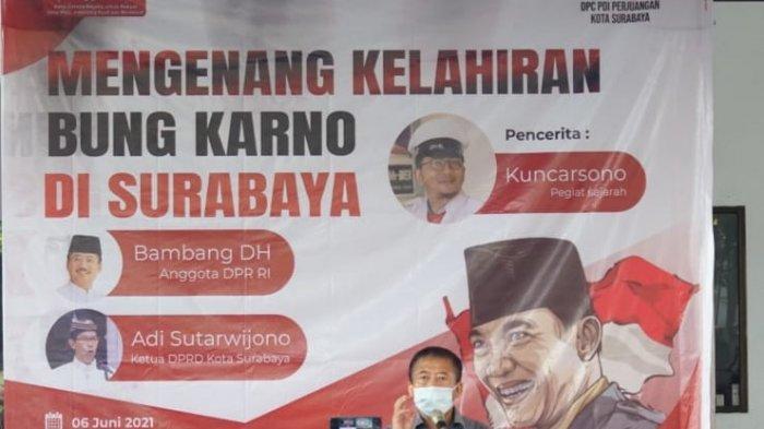 Mengintip Kampung Kelahiran Presiden Pertama di Surabaya saatBulan Bung Karno