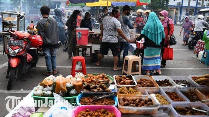 Lapak Jajanan Takjil di Kampung-kampung Surabaya Boleh Buka Saat Ramadan 2021, Asal Memenuhi Hal Ini