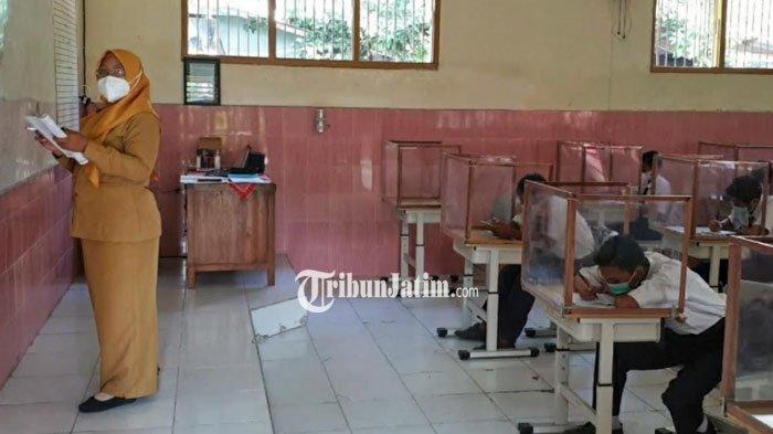 Tidak Semua Wali Murid di Kota Mojokerto Setuju Anaknya Ikut PTM, Ini Alasannya