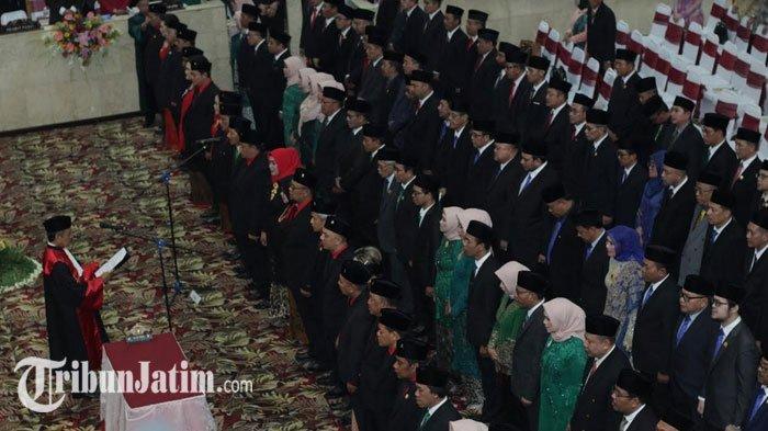 DPRD Jawa Timur Minta Penambahan 18 Staf Ahli hingga Usulkan Tata Tertib Baru Soal Rapat Paripurna