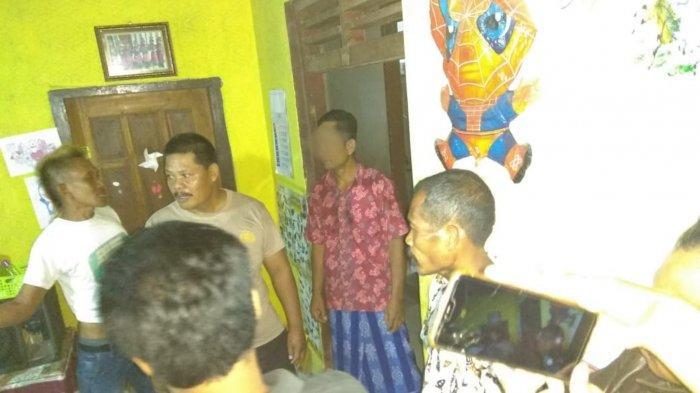 Masuk Rumah Wanita yang Suaminya ke Luar Negeri, Kades di Tulungagung Sembunyi di Plafon Kamar Mandi