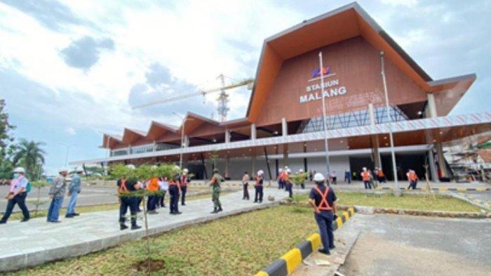 Masa Peniadaan Mudik Lebaran 2021, Keberangkatan Penumpang KA Jarak Jauh Daop 8 Surabaya Lengang