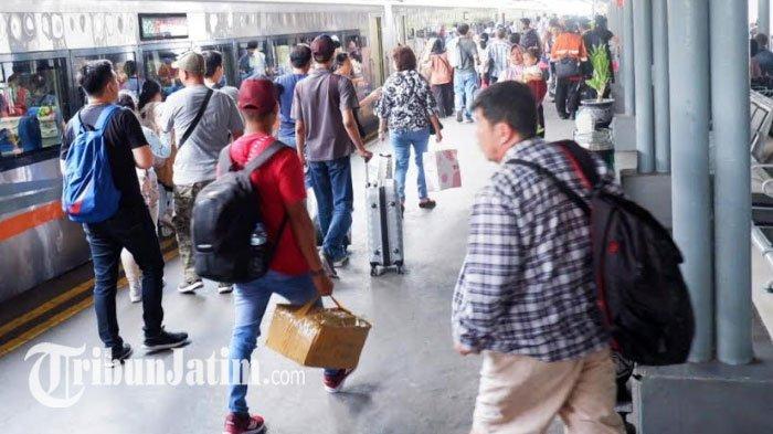 Channel Resmi Pemesanan Tiket KA Lebaran 2020 Lengkap dengan Kapasitas Tempat Duduk,Hindari Calo!