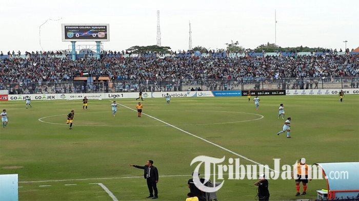 Persela Lamongan Tetap Pakai Stadion Surajaya Sebagai Homebase untuk Lanjutan Liga 1 2020
