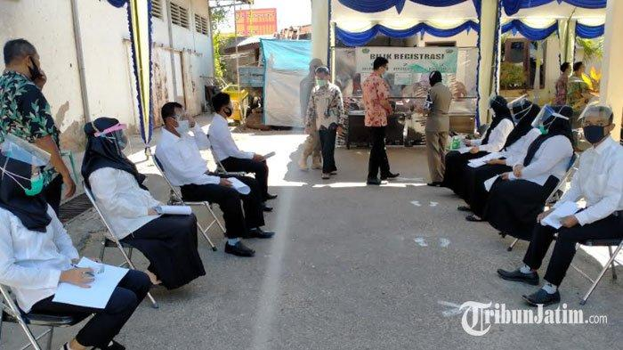 Pelamar Tenaga Kesehatan CPNS 2021 di Pamekasan Dominasi TMS, Penyebabnya Tak Unggah STR