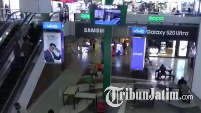 NEWS VIDEO: Jelang Penerapan PSBB di Surabaya, Plaza Marina Siap Ikuti Ketentuan Pemerintah