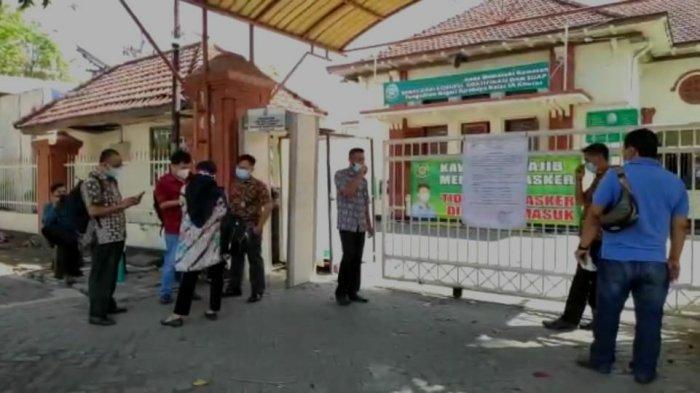 Pengadilan Negeri Surabaya Tak Perpanjang Lockdown, Namun Tetap Batasi Pengunjung