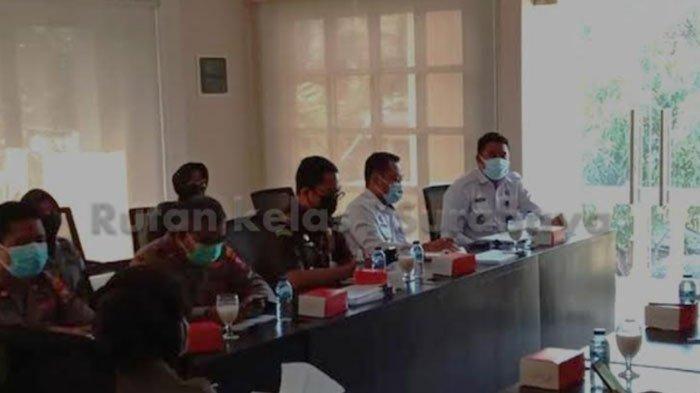 Gelar Rapat dengan Polrestabes Surabaya, Rutan Bahas Anggaran Makanan Bagi Tahanan