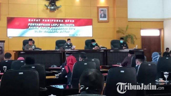 Silpa APBD Kota Blitar 2019 Lebih dari Rp 200 Miliar, DPRD Bentuk Pansus: Kendalanya Apa?