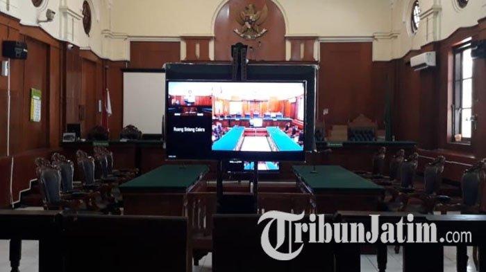 Setelah Dua Pekan Tutup, Pengadilan Negeri Surabaya Kembali Aktif, Wajib Patuhi Protokol Kesehatan