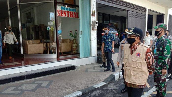 Selama Penerapan PSBB, Polisi Perketat Pengawasan di Tiap Titik Batas Kota Malang