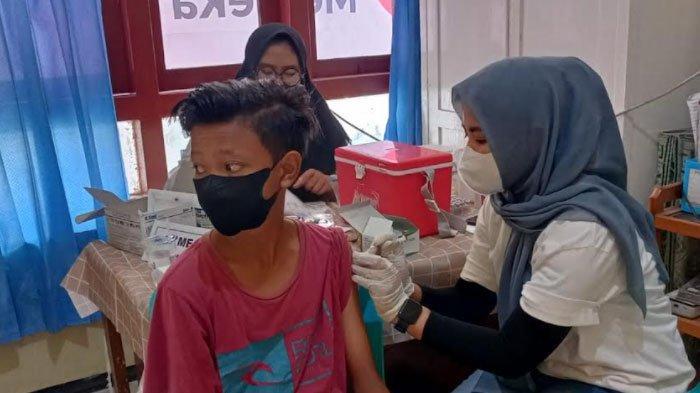 Polres Pamekasan Gencarkan Serbuan Vaksinasi, Berikut 2 Lokasi Gerai Vaksin Gratis
