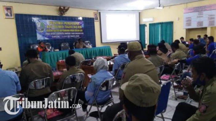 Tingkatkan Kapasitas Penanggulangan Bencana, Dinsos Sampang Gelar Pelatihan untuk Tagana dan KSB